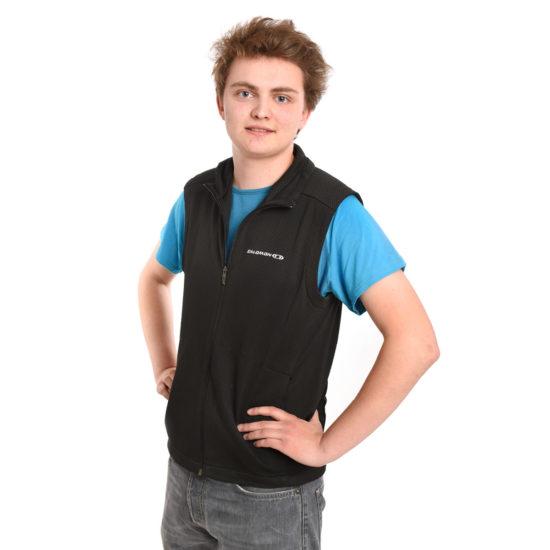 Porträt Linus Tschanun