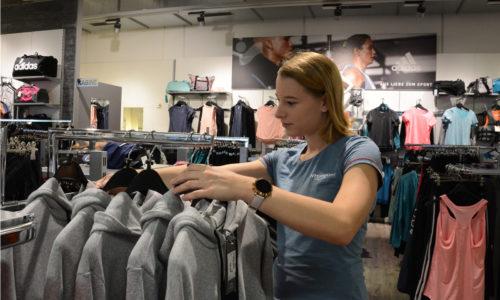 Lehre als Einzelhandelskauffrau/-mann