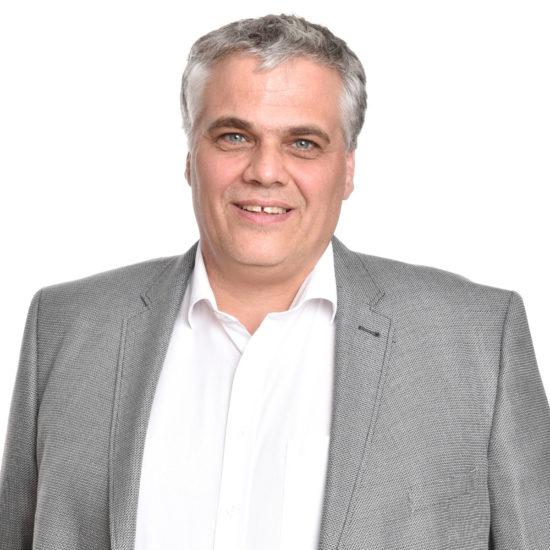 Porträt Tobias Stergiotis