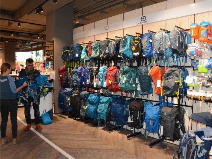 Verkaufsberater Bergsport