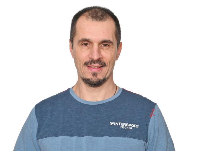 Thomas Fritsch, Intersport Fischer